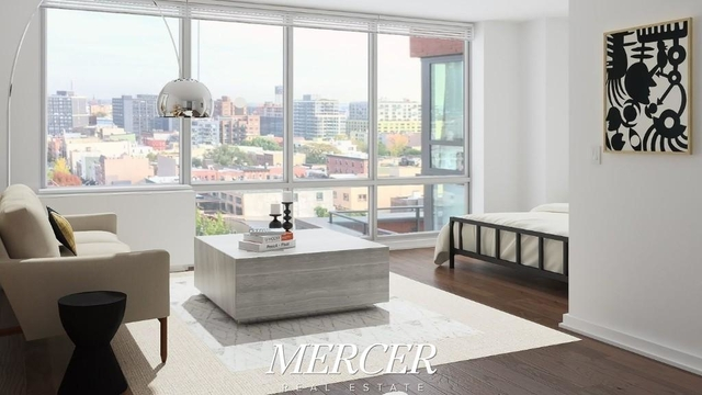 Studio, Hunters Point Rental in NYC for $2,900 - Photo 1