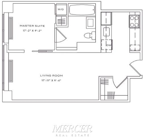 1 Bedroom, Lincoln Square Rental in NYC for $3,270 - Photo 2