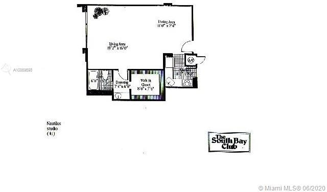 Studio, Fleetwood Rental in Miami, FL for $1,638 - Photo 2