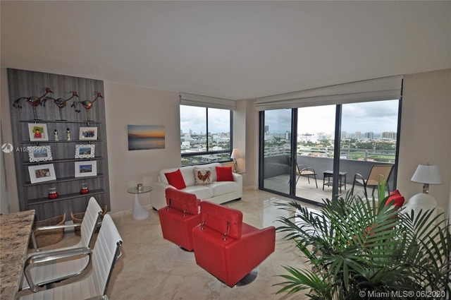 2 Bedrooms, West Avenue Rental in Miami, FL for $3,450 - Photo 1
