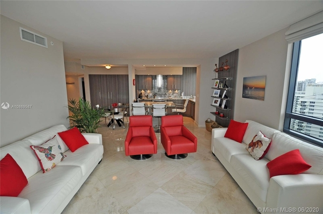 2 Bedrooms, West Avenue Rental in Miami, FL for $3,450 - Photo 2