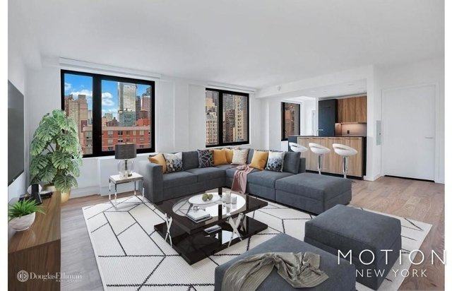 2 Bedrooms, Hell's Kitchen Rental in NYC for $5,976 - Photo 1