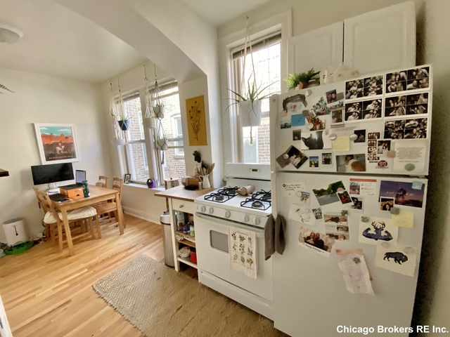 1 Bedroom, North Center Rental in Chicago, IL for $1,300 - Photo 2