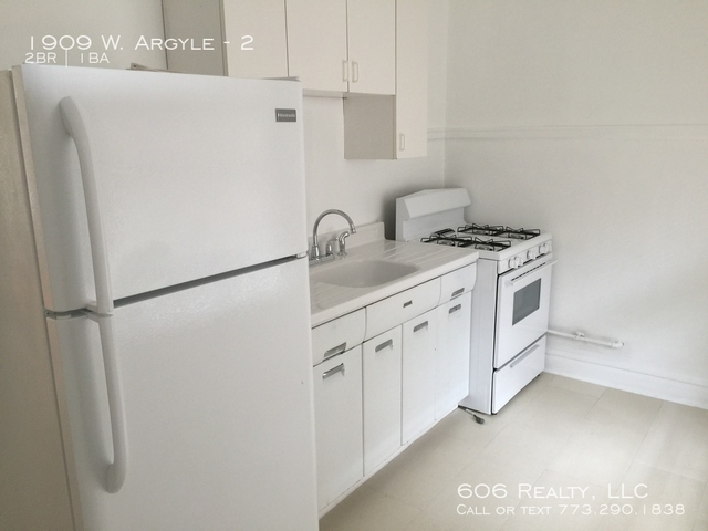 2 Bedrooms, Ravenswood Rental in Chicago, IL for $1,775 - Photo 1