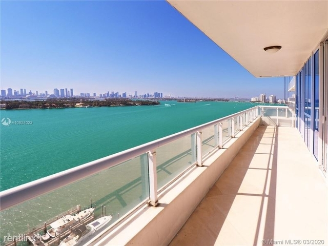 2 Bedrooms, West Avenue Rental in Miami, FL for $5,200 - Photo 1