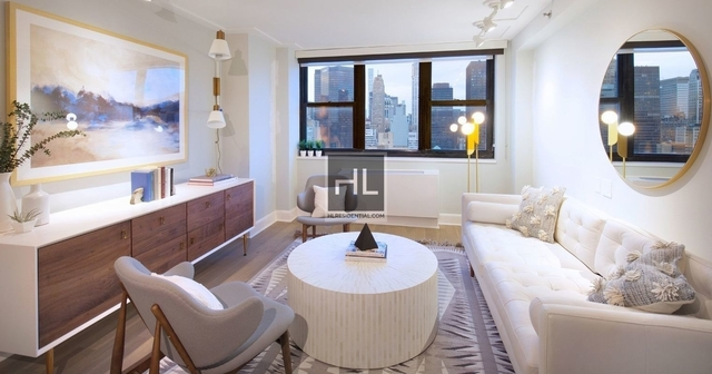 1 Bedroom, Rose Hill Rental in NYC for $3,286 - Photo 1