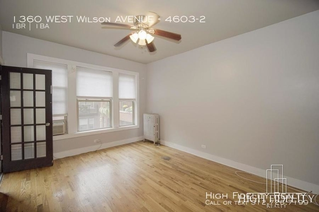 1 Bedroom, Sheridan Park Rental in Chicago, IL for $1,495 - Photo 2