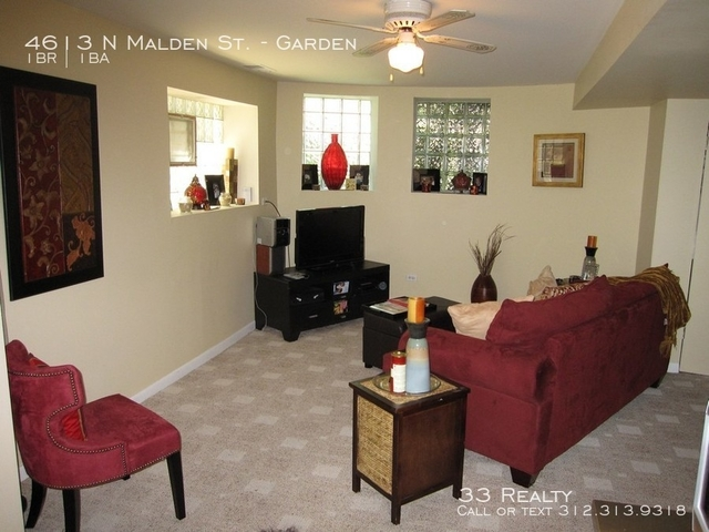 1 Bedroom, Sheridan Park Rental in Chicago, IL for $1,175 - Photo 1
