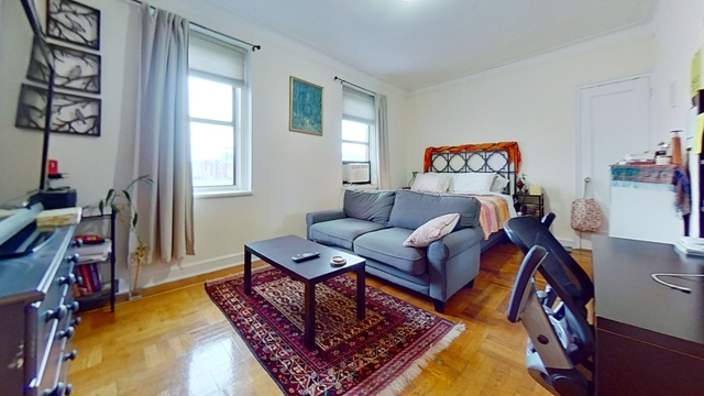 Studio, Fort George Rental in NYC for $1,575 - Photo 1