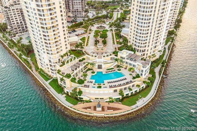 1 Bedroom, Brickell Key Rental in Miami, FL for $3,200 - Photo 1
