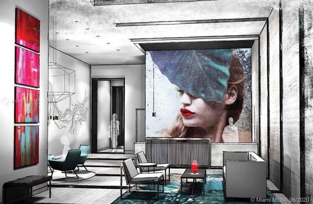 1 Bedroom, Midtown Miami Rental in Miami, FL for $1,820 - Photo 2