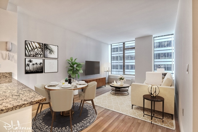 Studio, Financial District Rental in NYC for $2,806 - Photo 1