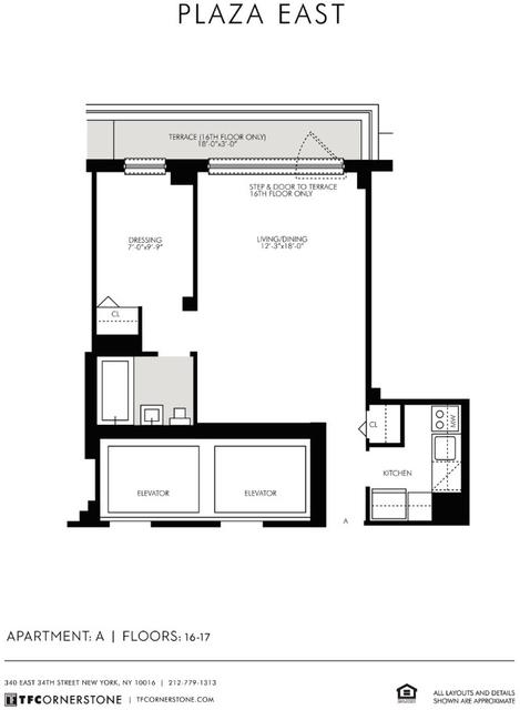 2 Bedrooms, Kips Bay Rental in NYC for $2,736 - Photo 2