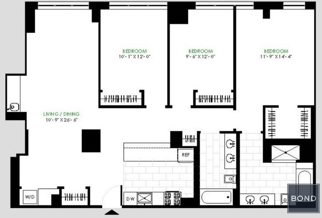 3 Bedrooms, Upper East Side Rental in NYC for $8,999 - Photo 2
