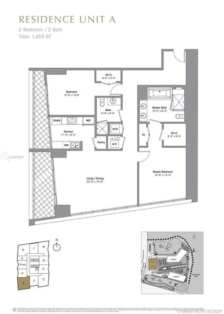 2 Bedrooms, Miami Financial District Rental in Miami, FL for $4,200 - Photo 2