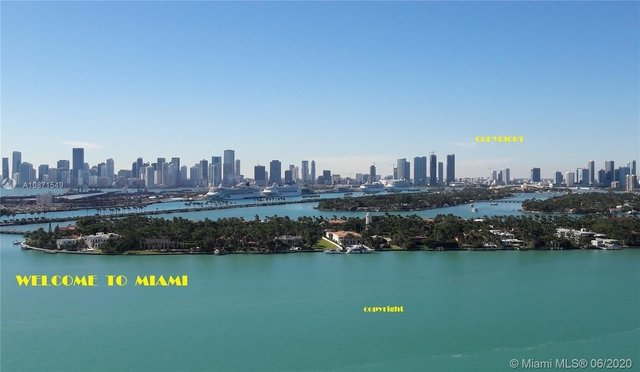 2 Bedrooms, Media and Entertainment District Rental in Miami, FL for $2,050 - Photo 1
