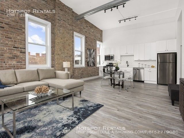 2 Bedrooms, Bucktown Rental in Chicago, IL for $2,623 - Photo 1