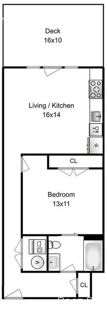 1 Bedroom, Lakeview Rental in Chicago, IL for $2,016 - Photo 2
