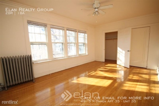 2 Bedrooms, Ravenswood Rental in Chicago, IL for $1,550 - Photo 1