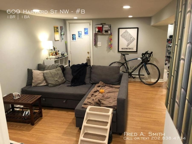 1 Bedroom, Pleasant Plains Rental in Washington, DC for $1,350 - Photo 2