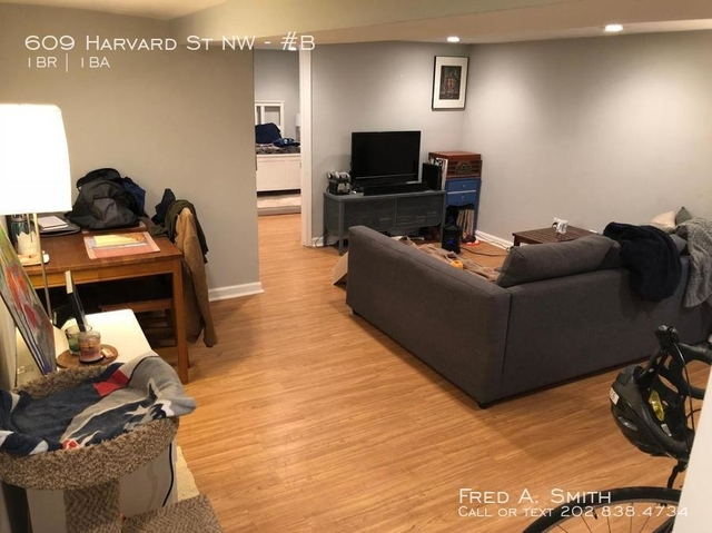 1 Bedroom, Pleasant Plains Rental in Washington, DC for $1,350 - Photo 1