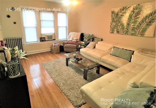 1 Bedroom, Lakeview Rental in Chicago, IL for $1,325 - Photo 1