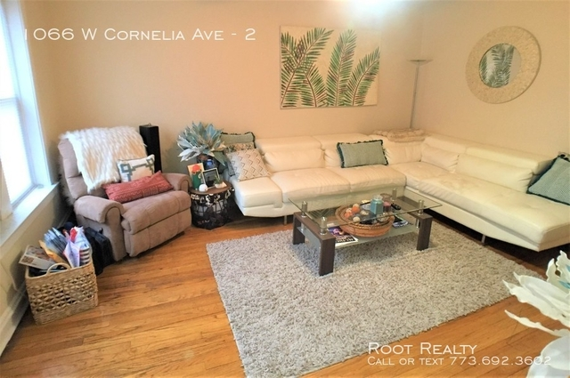 1 Bedroom, Lakeview Rental in Chicago, IL for $1,325 - Photo 2