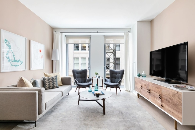 2 Bedrooms, Flatiron District Rental in NYC for $8,396 - Photo 2