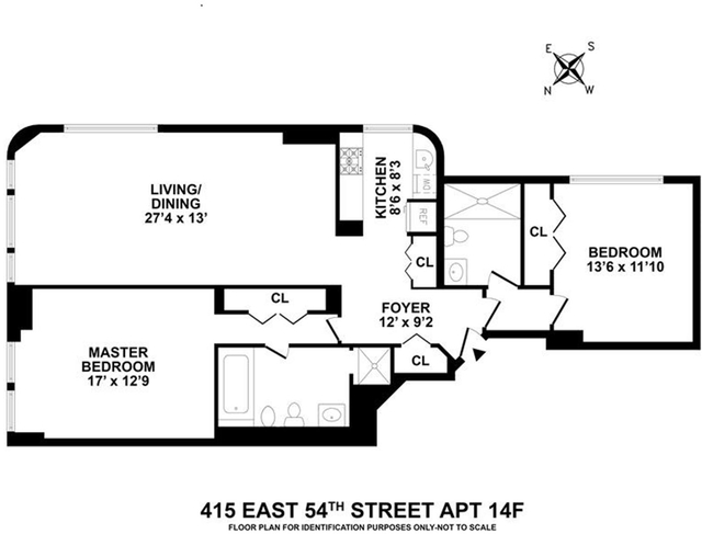 2 Bedrooms, Sutton Place Rental in NYC for $4,750 - Photo 2