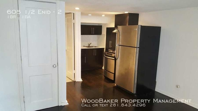 1 Bedroom, Greater Heights Rental in Houston for $649 - Photo 1