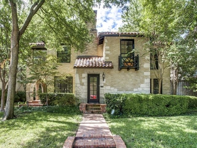 3 Bedrooms, Highland Park Rental in Dallas for $3,200 - Photo 1