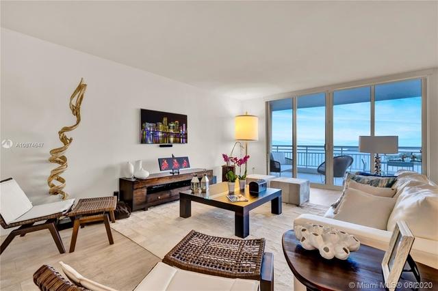 3 Bedrooms, Brickell Key Rental in Miami, FL for $7,400 - Photo 2