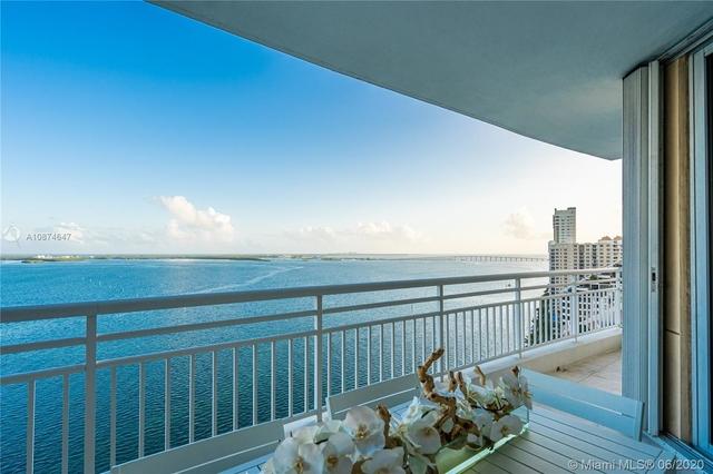 3 Bedrooms, Brickell Key Rental in Miami, FL for $7,400 - Photo 1