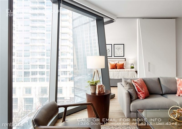 2 Bedrooms, South Loop Rental in Chicago, IL for $4,370 - Photo 1