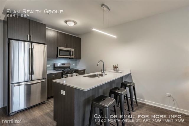 2 Bedrooms, Old Town Rental in Chicago, IL for $3,700 - Photo 2