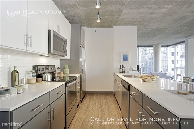 2 Bedrooms, The Loop Rental in Chicago, IL for $2,878 - Photo 2