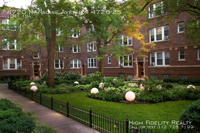 1 Bedroom, Sheridan Park Rental in Chicago, IL for $1,325 - Photo 1