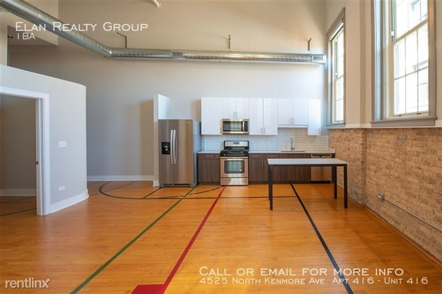 Studio, Uptown Rental in Chicago, IL for $1,615 - Photo 1