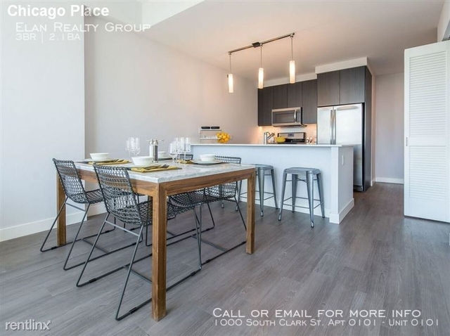 3 Bedrooms, South Loop Rental in Chicago, IL for $5,123 - Photo 1