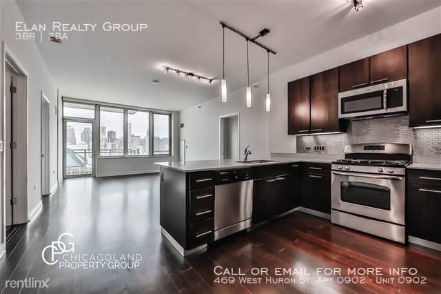 3 Bedrooms, River North Rental in Chicago, IL for $4,346 - Photo 1