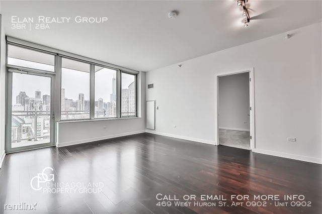 3 Bedrooms, River North Rental in Chicago, IL for $4,346 - Photo 2