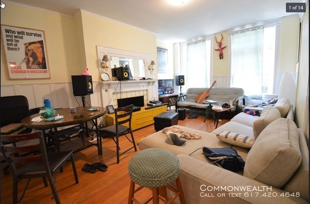 4 Bedrooms, Commonwealth Rental in Boston, MA for $4,350 - Photo 1