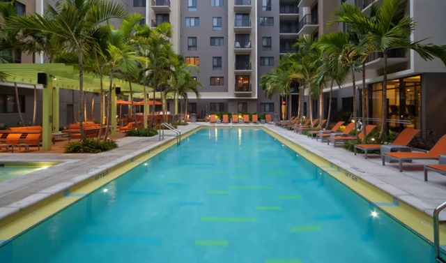 Studio, Coral Way Rental in Miami, FL for $1,448 - Photo 1
