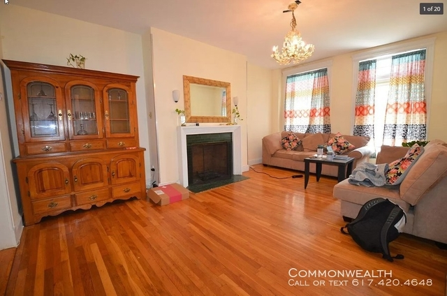 4 Bedrooms, Commonwealth Rental in Boston, MA for $3,995 - Photo 1