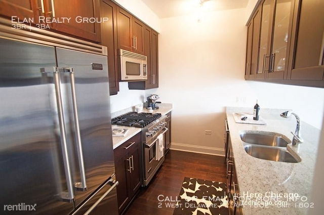 3 Bedrooms, Near North Side Rental in Chicago, IL for $8,419 - Photo 1