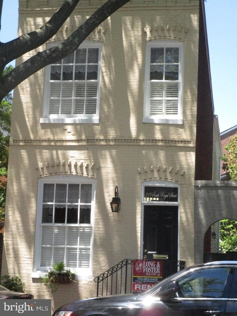 2 Bedrooms, Old Town Rental in Washington, DC for $4,500 - Photo 1