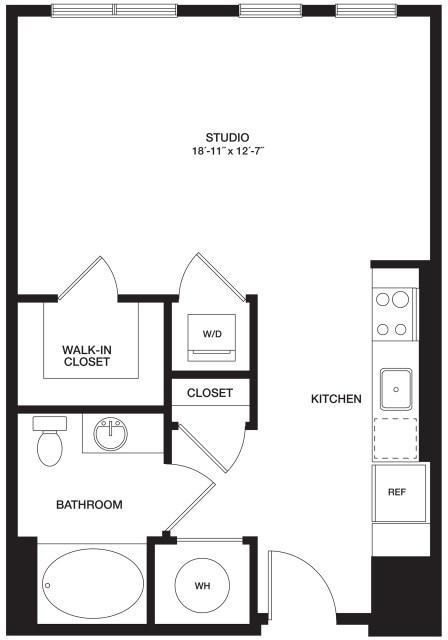 Studio, Cambridge Highlands Rental in Boston, MA for $2,269 - Photo 1