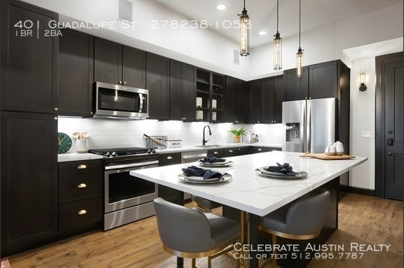1 Bedroom, Downtown Austin Rental in Austin-Round Rock Metro Area, TX for $2,995 - Photo 2