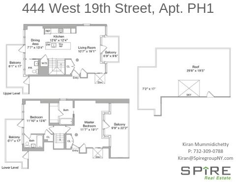2 Bedrooms, Chelsea Rental in NYC for $12,500 - Photo 2