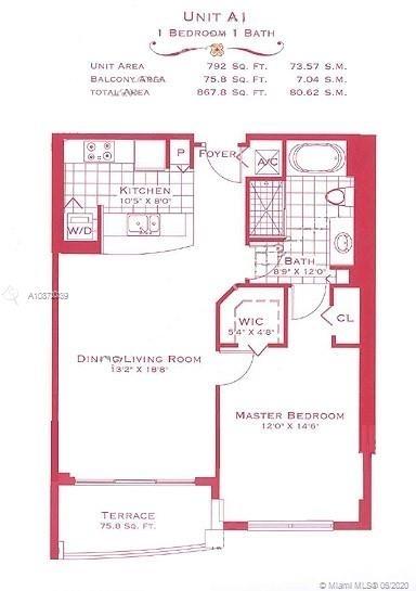 1 Bedroom, Miami Urban Acres Rental in Miami, FL for $1,950 - Photo 2